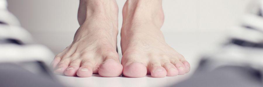 вальгусная деформация стопы