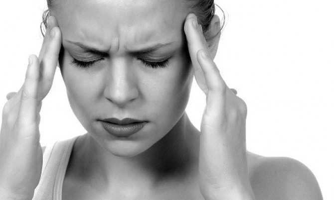 Помощь при головных болях