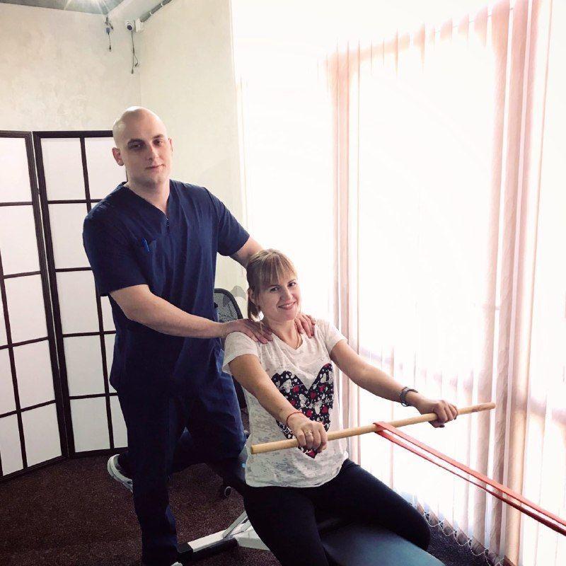 Программа реабилитации