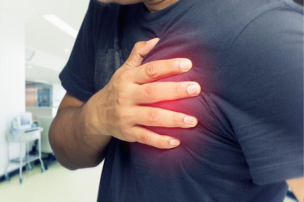 Сердце или остеохондроз?