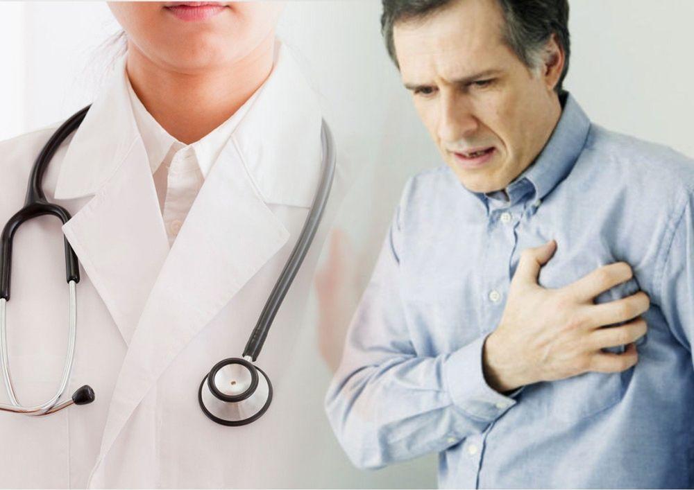 Сердце или остеохондроз 2Херсон