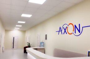 холл в центре Axonфото