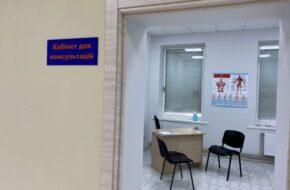кабинет для консультациив Axonфото