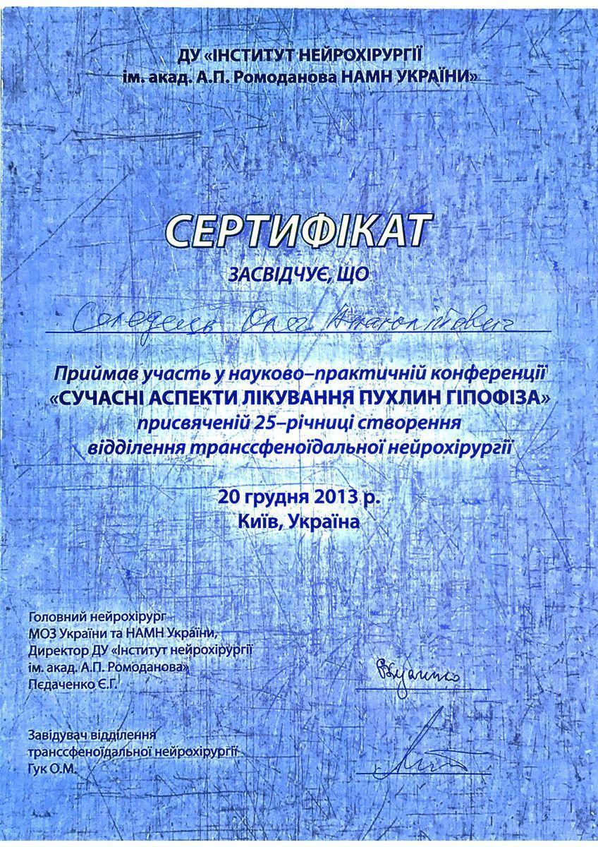 Селедец ОлегсертификатХерсон фото-11